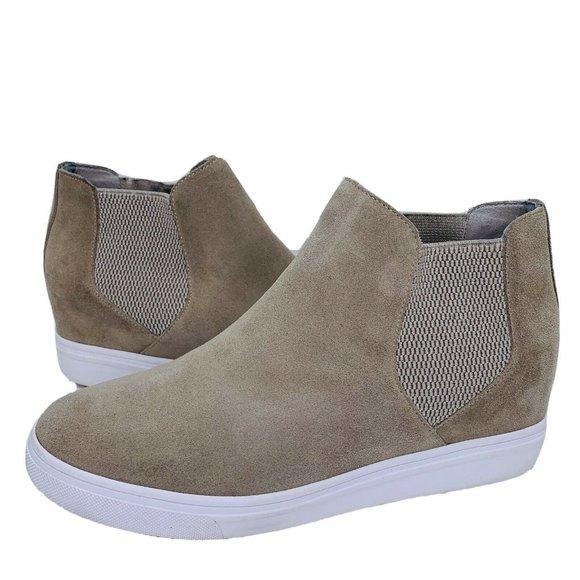 Sultan Chelsea Wedge Sneaker Boot 10